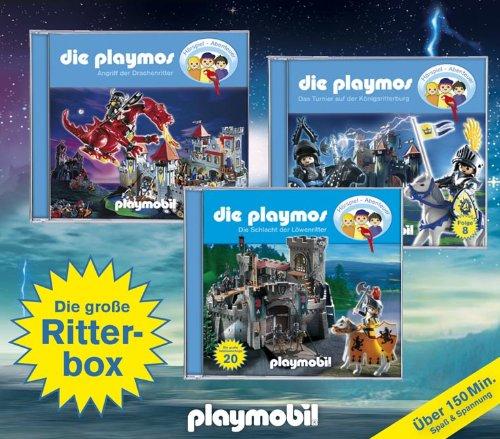 Die Playmos: Die große Ritter-Box.