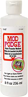 Mod Podge Photo Transfer Medium (8-Ounce), CS15067