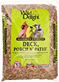 Wild Delight Deck, Porch N' Patio No Waste Bird Food, 20 lb-(374200),Tan
