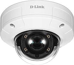 D-Link Câmera Ao Ar Livre De Segurança, Vigilância 2 Full Hd, Detecção De Movimento E Visão Noturna, Fast Ethernet Port Po...