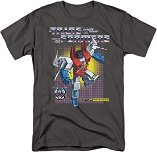 Transformers Starscream T Shirt & Stickers