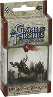 A Game of Thrones: The Card Game - Dreadfort Betrayal Chapter Pack