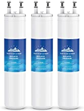 3PACKS Compatible with W10413645a Water Filter EDR2RXD1 Refrigerator Water Filter 2 Kenmore 9082 469082 469903 9903 Water Filter Mountain Flows W10413645A EDR2RXD1 Water Filter Cap Replacement
