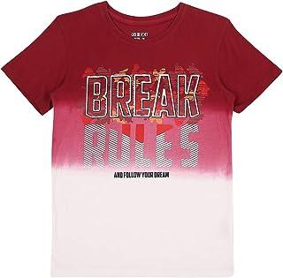Gini & Jony Boy's Regular fit T-Shirt