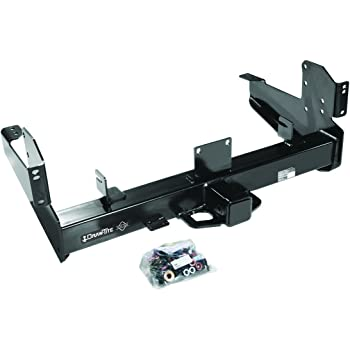 Reese Towpower 45716 Class V Custom-Fit Hitch with 2-1//2 Square Receiver Tube Opening
