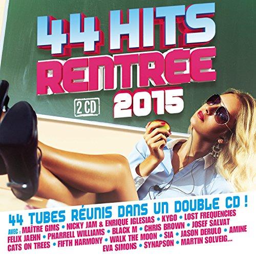 44 Hits Rentree 2015