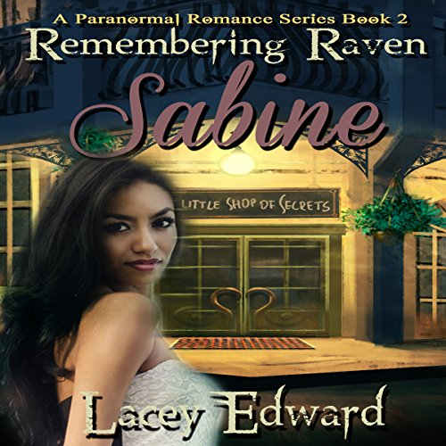 Remembering Raven: Sabine audiobook cover art