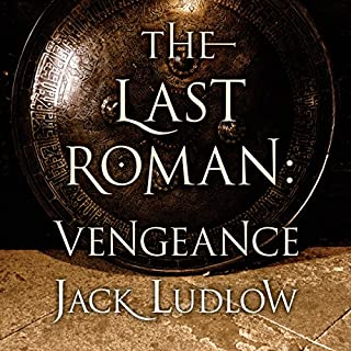 The Last Roman: Vengeance cover art