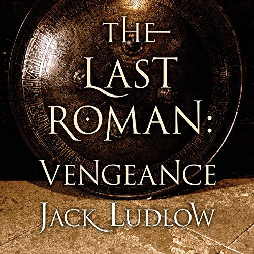 The Last Roman: Vengeance cover art