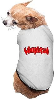 Whiplash Logo Comfortable Dog Coats