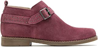 Hush Puppies Womens Cayto Studded Belt Boot