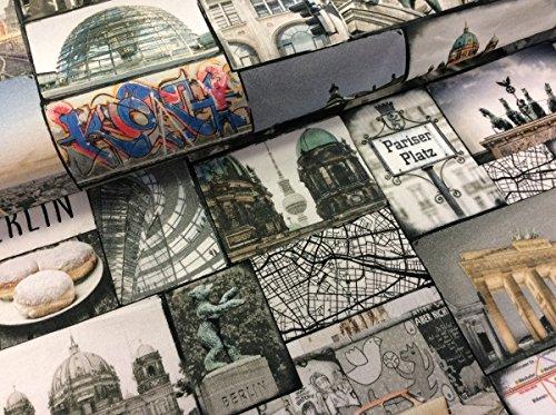 Swafing / Dekostoff/Trixie/Berlin/Taschenstoff/Homedeko / 50x140 cm