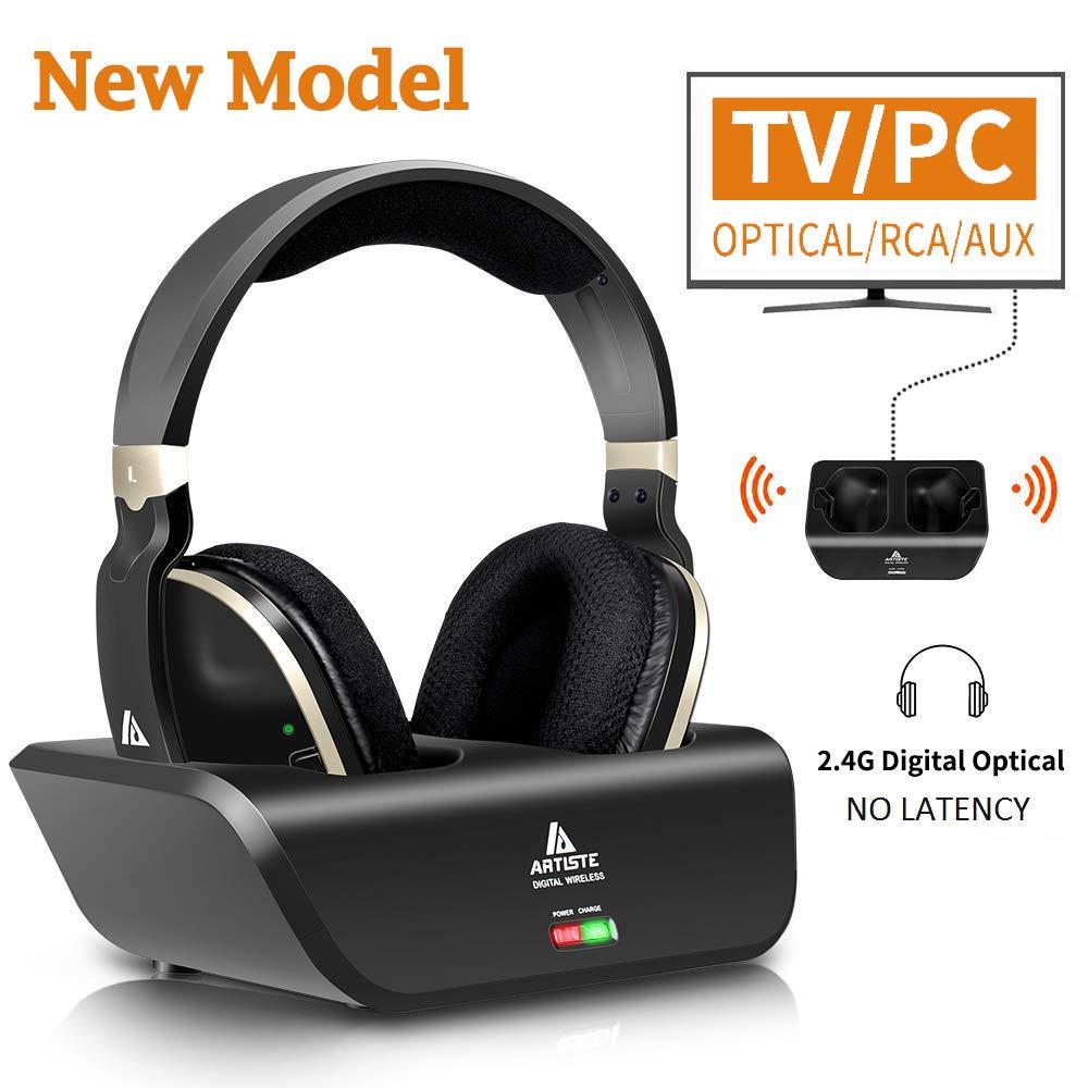 Wireless Headphones Optical MONODEAL Transmitter