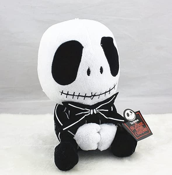 Nightmare Before Christmas Jack Skellington 8 Stuffed Plush Doll For Fans Gift