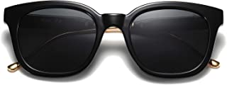 Best black square sunglasses mens Reviews