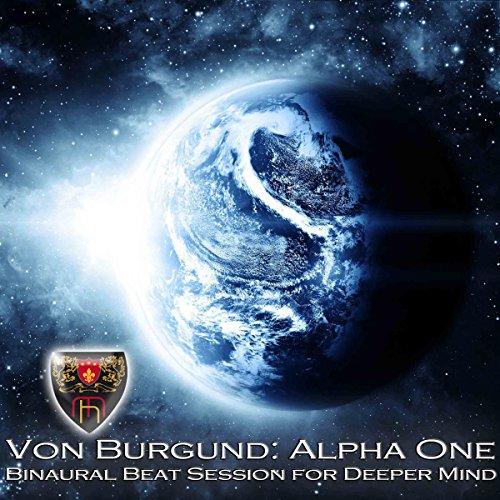 Alpha One: Binaural Beat Session for Deeper Mind Titelbild