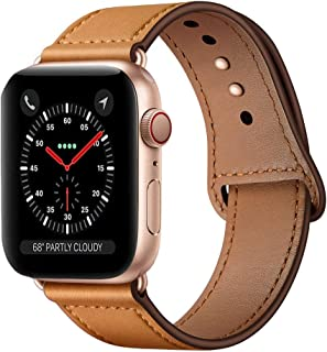 Best apple watch band red leather Reviews