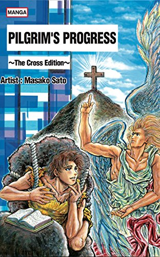 COMIC BIBLE : PILGRIM'S PROGRESS: The Cross Edition (English Edition)