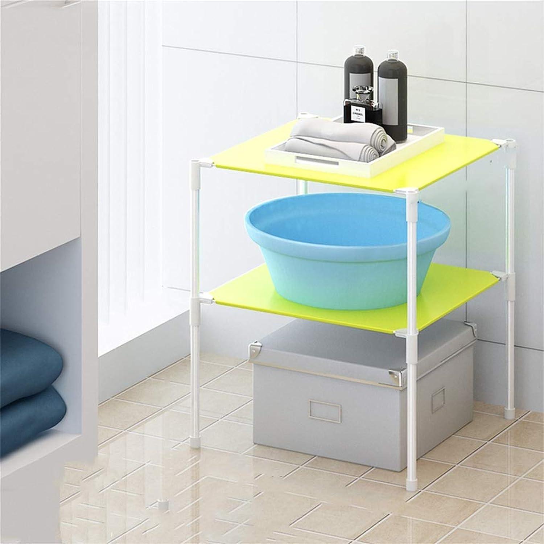 Cqq Shelf Bathroom Washbasin Stand Toilet Plastic Storage Shelves