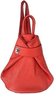 LaGaksta Stella Italian Leather Backpack Purse