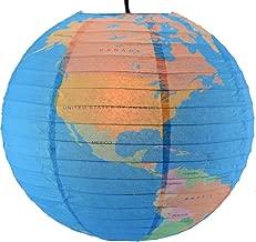 Best world globe string lights Reviews