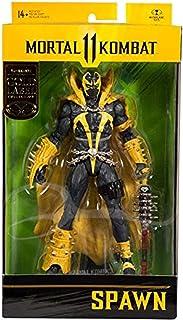 McFarlane Toys Gold Label Wave 2 - Mortal Kombat 11 Spawn ( of Apocalypse)