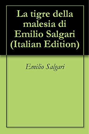 La tigre della malesia di Emilio Salgari