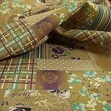 New Furnishing Fabrics Cortinas de tapicería de Calidad Ligera...