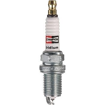 Iridium Spark Plug 9007 Pack of 1 Champion RN10WYPB5
