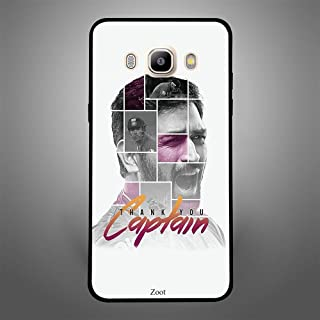 Samsung Galaxy J5 2016 Captain Cool, Zoot Designer Phone Covers