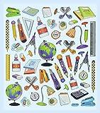 Hobby Design Sticker * Schule Schulbeginn * Aufkleber 3452313