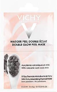 Vichy Sachet Mascarilla Iluminadora con Efecto Renovador, color Rosa, 12 ml
