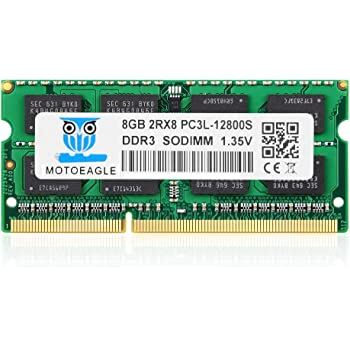 Memory RAM 4GB DDR3 PC3-12800 1600MHz SODIMM HP H6Y75AA#ABA Equivalent