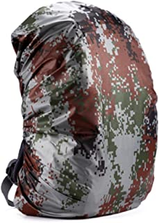 Silfrae Waterproof Rucksack Cover Backpack Rain Cover 30L-100L for Travel, Climbing, Hiking and Outdoor Activities