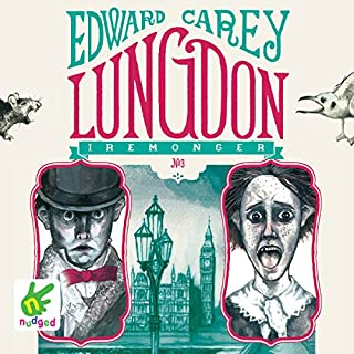Lungdon cover art