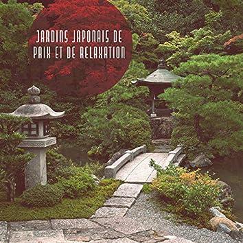 Jardins japonais de paix et de relaxation: Méditation, Repos, Santé