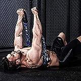 INNSTAR Bandas de resistencia ajustables para flexiones de banco para ejercicios de musculación de pecho, brazo expansor de resistencia para entrenamiento en casa, fitness, entrenamiento de viaje