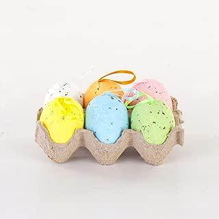 Euro Flora Renkli Yumurta 6'lı Paket 15x10x7 Cm