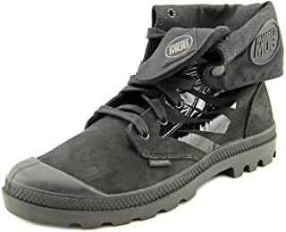 Palladium Womens Married to The Mob Baggy Leather Boots 92356-012