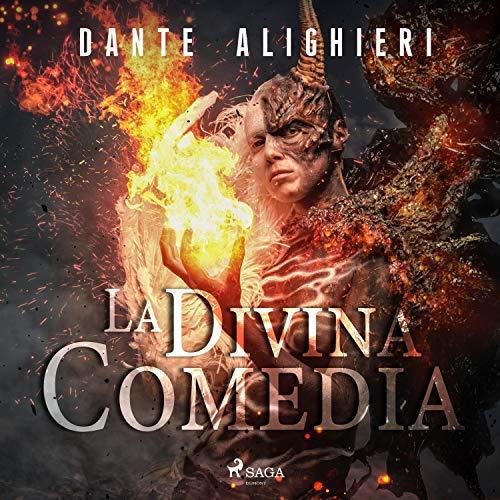 La Divina Comedia audiobook cover art