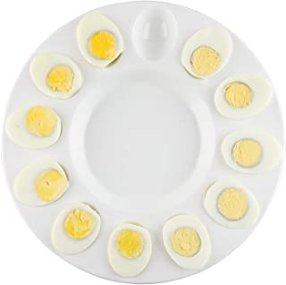 Deviled eggs 15 count egg tray Egg Tray Pottery egg tray MADE TO ORDER