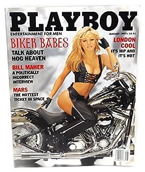 Playboy Magazine August 1997