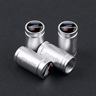 Autogriff Metall Autozubeh/ör Ventilkappe passend f/ür BMW F30 F20 F10 F15 F3 M3 M5 X3 X5 X6 Lsv-8 allgemeine Einheit pneumatisch modifiziertes Auto-Reifenventil