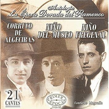 Corruco de Algeciras, Niño del Museo, Niño Frenegal, La Época Dorada del Flamenco