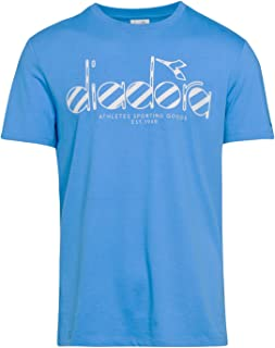 Diadora T Shirt T Shirt SS Trofeo per Uomo: Amazon.it