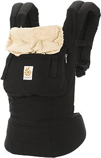 Ergobaby 美国基本款婴儿背带-黑色/驼色 BC6CANL