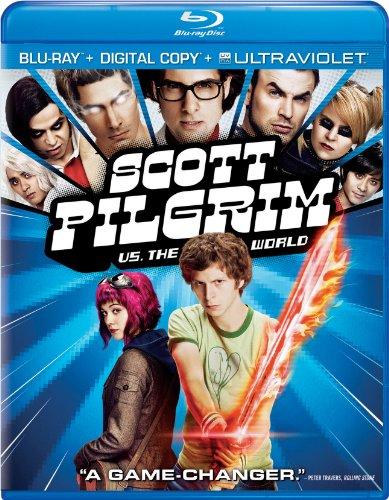 Scott Pilgrim vs. The World - Blu-ray + Digital Copy + UltraViolet