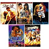 Step Up: Complete Dance Movie Series 1-5 DVD Collection