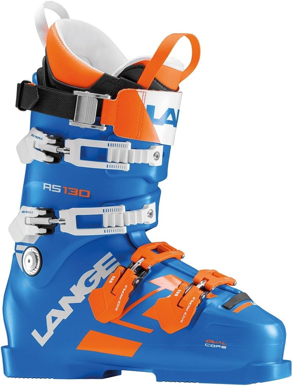 (powerblueee, 27.5)  Lange RS 130 Ski boots