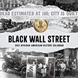 Black Wall Street 2021 Historical Calendar